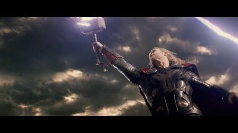 Thor The Dark World Official Trailer HD-0