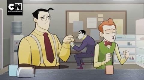 Tales of Metropolis - Jimmy Olsen DC Nation Cartoon Network