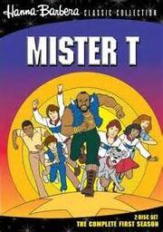 Mister T tas