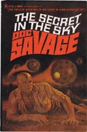 DOC SAVAGE SECRET IN THE SKY
