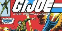 MARVEL COMICS: G.I. Joe An American Hero
