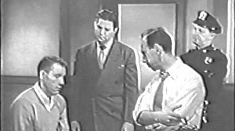 The Shadow 1954 Unaired Pilot Part 2 (of 2)