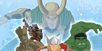 MARVEL COMICS: Marvel Super Hero Adventures: Frost Fight!