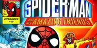 MARVEL COMICS: 1980'S Marvel Action Universe (Spider-Man and his Amazing Friends)