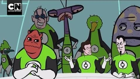 Does Someone Have to GOa? MAD Cartoon Network