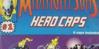 MARVEL COMICS: Midnight Sons