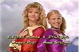Electric woman and dyna girl unaired pilot