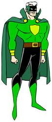 GREEN GUARDSMAN