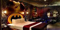 DC COMICS: Batman Begins (Taiwan Eden Motel Batman Room)