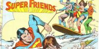 DC COMICS: Super Friends (Aquateers meet the Super Friends)