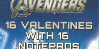 MARVEL COMICS VALENTINES: Marvel Cinematic Universe
