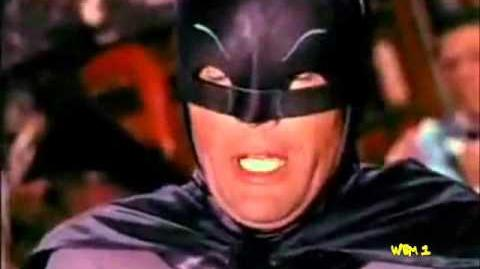 Batman Original ABC Network Presentation