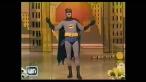 Batman is Minding His Business - 1966