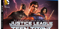 DC COMICS: Justice League vs Titans