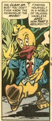 File:Howard the Duck first appearance.jpg