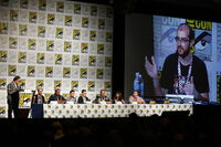 Uncle Grandpa & Clarence Panel at SDCC14 9