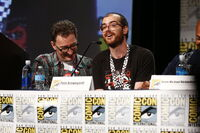 Uncle Grandpa & Clarence Panel at SDCC14 10