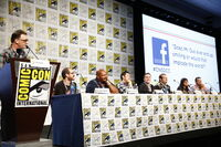 Uncle Grandpa & Clarence Panel at SDCC14 15