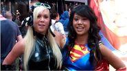 Catwoman & Supergirl CC