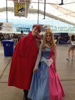 KateSDCC princess