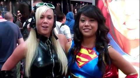 Born this Way - Lady Gaga (Comic-Con 2011 Cosplay Lipdub)