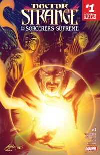 Doctor Strange and the Sorcerers Supreme 1
