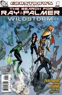Countdown Presents The Search for Ray Palmer Wildstorm 1
