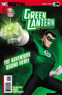 Green Lantern The Animated Series 0