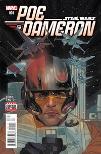Star Wars Poe Dameron 1