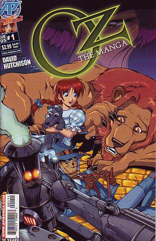 File:Oz- The Manga 1.jpg