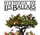 Història de les Balears en còmic