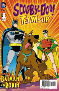 Scooby-Doo Team-Up 1