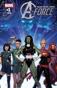 A-Force 2016 1