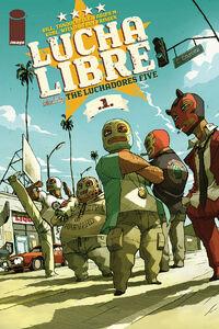 Lucha Libre 1