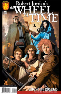 Robert Jordan's The Wheel of Time Eye of the World 1