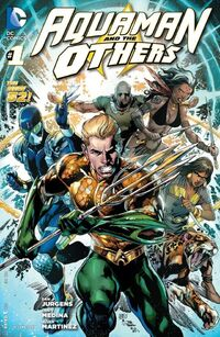 Aquaman and The Others 1