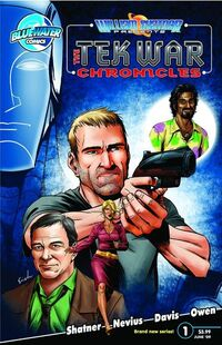 William Shatner Presents Tek War 1