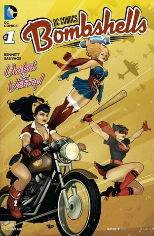 File:DC Comics Bombshells 1.jpg