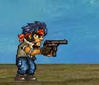 Holding the MC-5 Defender
