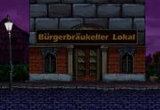 Commando 1 Burgerbraukeller Lokal
