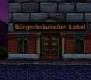 Bürgerbräukeller Lokal
