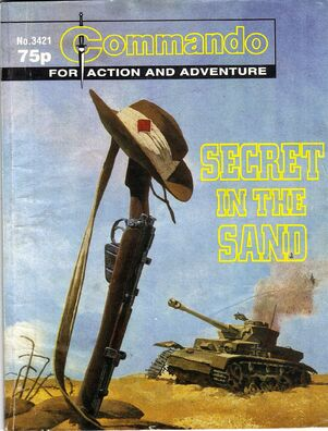 3421 secret in the sand