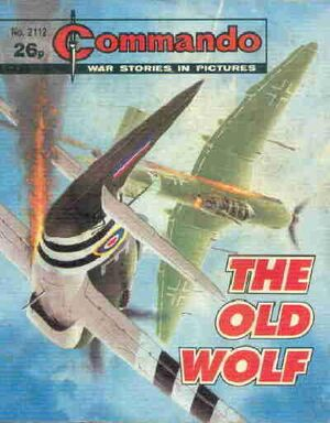 Issue 2112 The Old Wolf