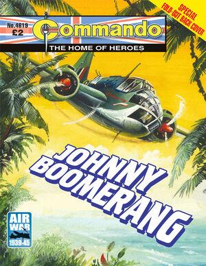 4619 johnny boomerang
