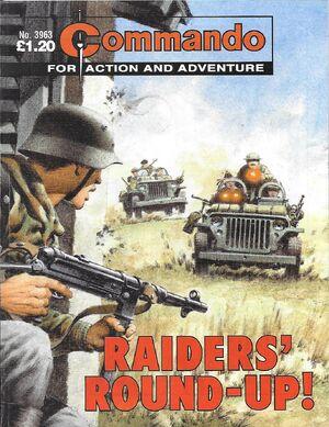 3963 raiders round up