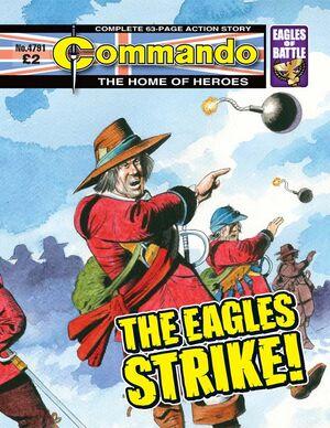 4791 the eagles strike