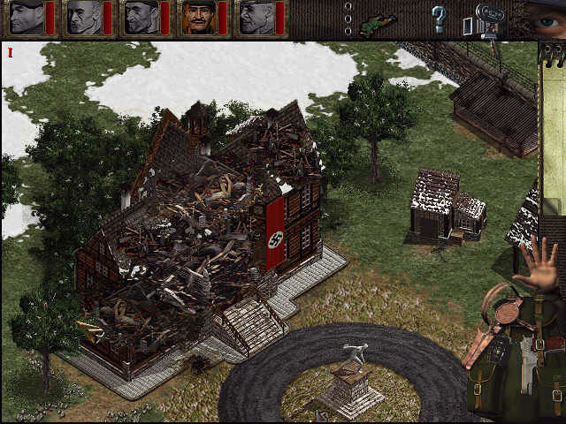File:15670-commandos-behind-enemy-lines-windows-screenshot-objective-achieved.jpg