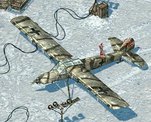 Snowplane
