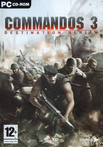 File:Commandos 3 - Destination Berlin Coverart.png