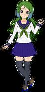 Chiharu Okuda (School Uniform)